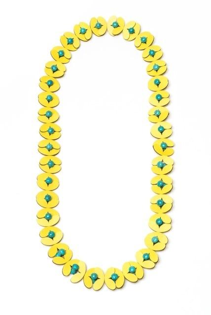 , 'Yellow Orly,' 2016, Ornamentum