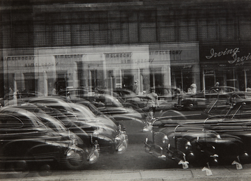 Harry Callahan, 'Detroit,' 1943, Phillips: The Odyssey of Collecting