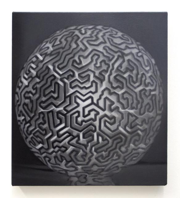 Boo Saville, 'Globe', 2015, Davidson