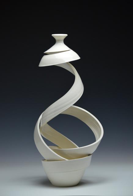 , 'Spatial Spiral: Ribbon XX,' 2018, Lyons Wier Gallery