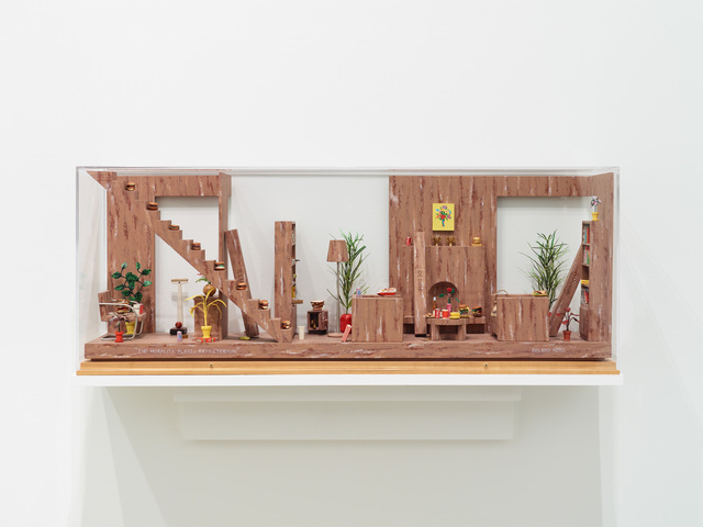 , 'The Morality Plays: Repasterium,' 1980/2018, Diane Rosenstein