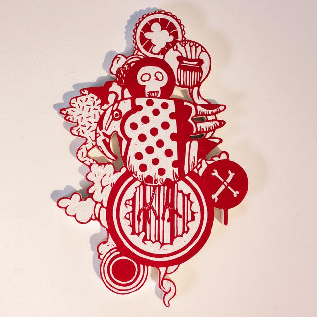 , 'Oddity #01,' 2013, Micheko Galerie