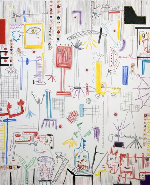 , 'White Series   Freedom 009,' 2018, Crossing Art