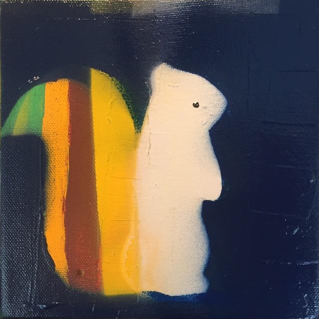 , 'Squirrel #2,' 2018, M.A. Doran Gallery