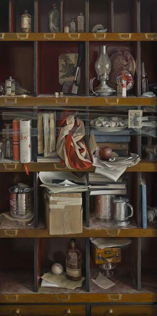 , 'Americana,' 2014, Gallery 1261