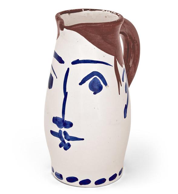 Pablo Picasso, 'CHOPE VISAGE (A.R. 432)', 1959, Doyle