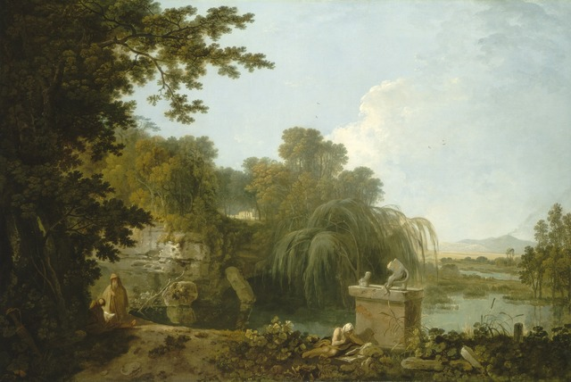 Richard Wilson, 'Solitude', ca. 1762/1770, National Gallery of Art, Washington, D.C.