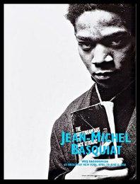 Basquiat's Final Exhibition (Portrait with Jack Kerouac)