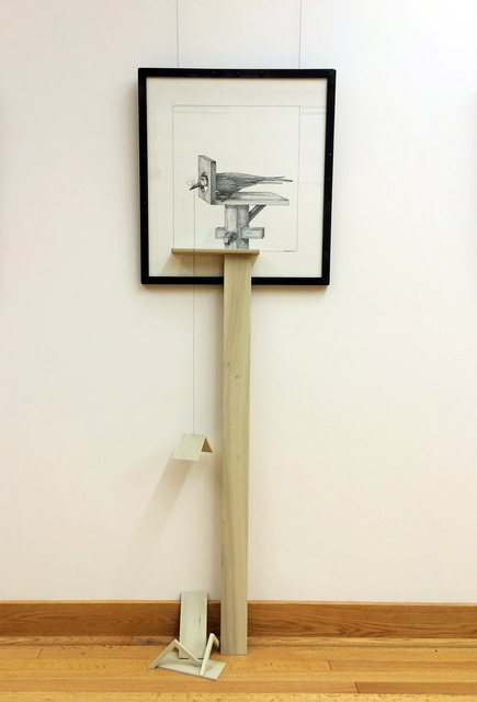 David deVillier, 'The Birdhouse Builder', Gail Severn Gallery