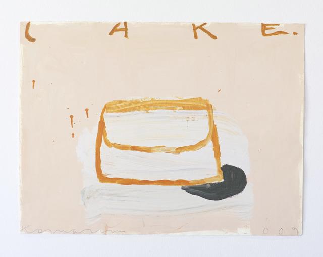 Gary Komarin, 'Cake (Small)', 2008, Dimmitt Contemporary Art