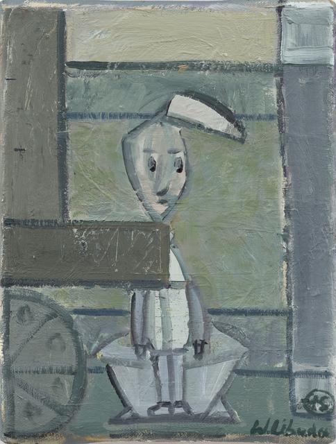 , 'Figur mit Rechtem Winkel,' 2015, Galerie Kleindienst