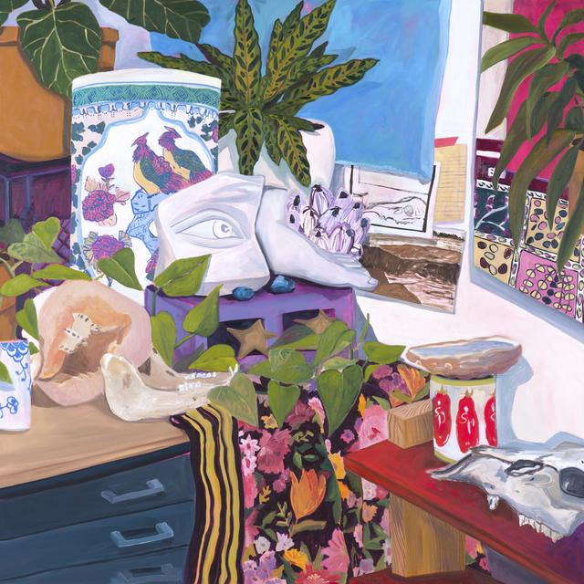 , 'Sally Sells Sea Shells,' 2017, parts gallery