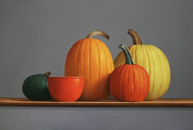 , 'Autumn Perennial,' 2019, Clark Gallery