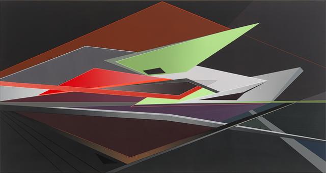 Tanja Rochelmeyer, 'Ohne Titel, WVZ 1513', 2013, Galerie Fahnemann