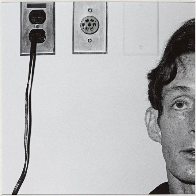 , 'John McKendry,' 1975, Baudoin Lebon Gallery