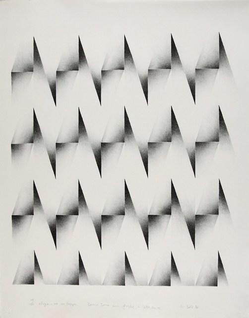 , 'Allegro-ma non troppo,' 1986, Cerbera Gallery
