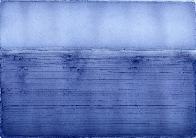 , 'Aus der Serie A4 Blatt 18,' 2002, Galerie Rüdiger Schöttle