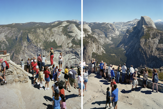 , 'Glacier Point,' 2003, Benrubi Gallery
