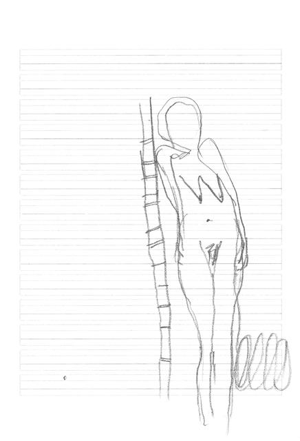 , 'Ganz schön nackig,' 2000, Galerie Herold