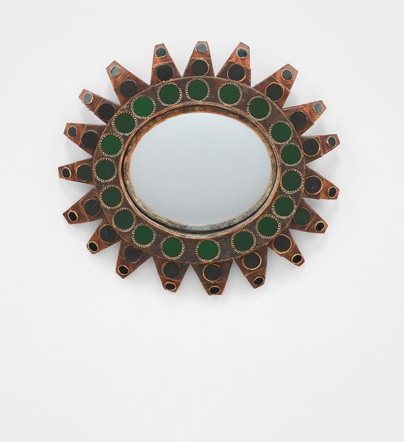 Line Vautrin, 'Mirror', Design/Decorative Art, Talosel resin, mirrored glass, convex mirrored glass., Phillips