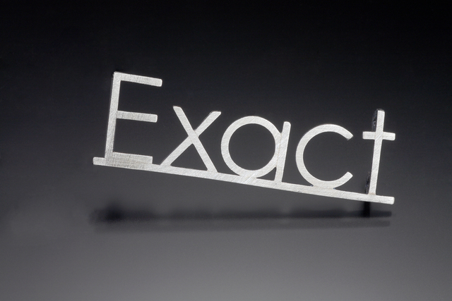 , 'Exact,' 2009, Facèré Jewelry Art Gallery