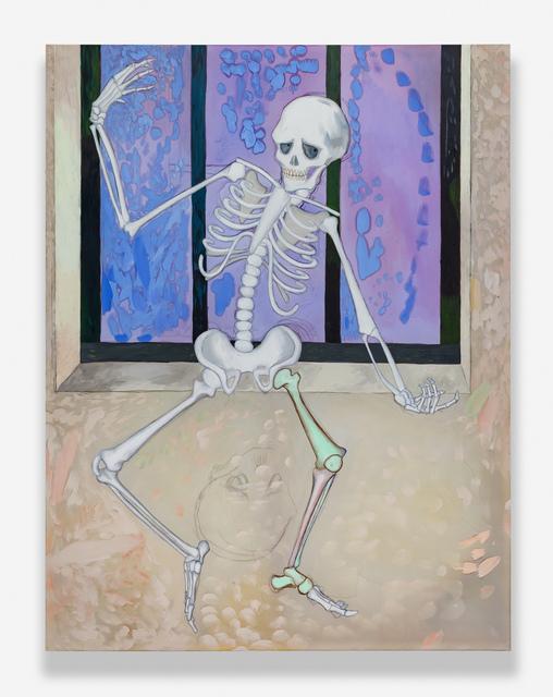 , 'The Artist,' 2019, Night Gallery