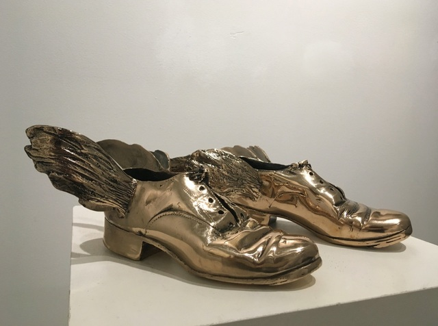 , 'Traveling Shoes ,' , Hugo Galerie