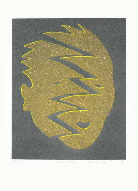, 'Split Gold,' 1996, Galerie Bei Der Albertina Zetter