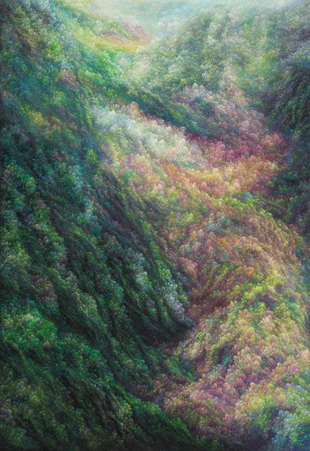 Jin-wook Yeom, 'Memory of Mountain', 2018, Gallery LEE & BAE