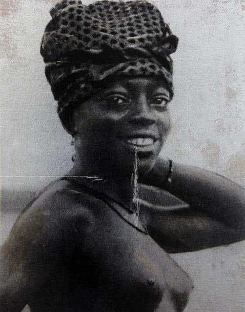 , 'Portrait 11 (Dakar, Africa),' 2013, Galerie Nathalie Obadia