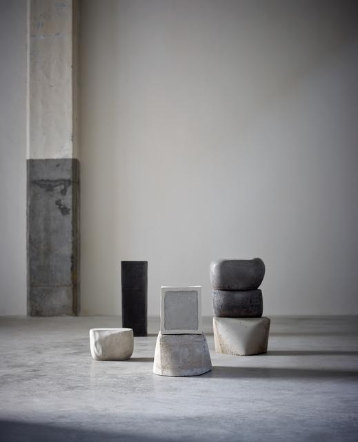 ", '""(pleins)"",' 2017, Axel Vervoordt Gallery"