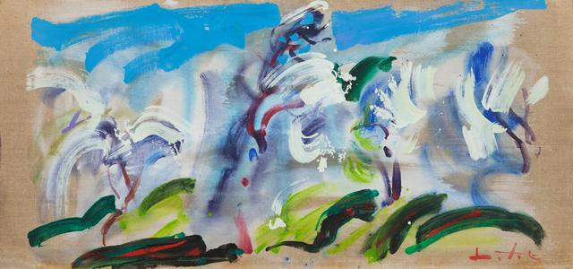 , 'Velykyy Pereviz. Spring,' 2016, Voloshyn Gallery