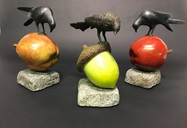 Peter Woytuk, 'Unique bronzes', 2017, Argazzi Art