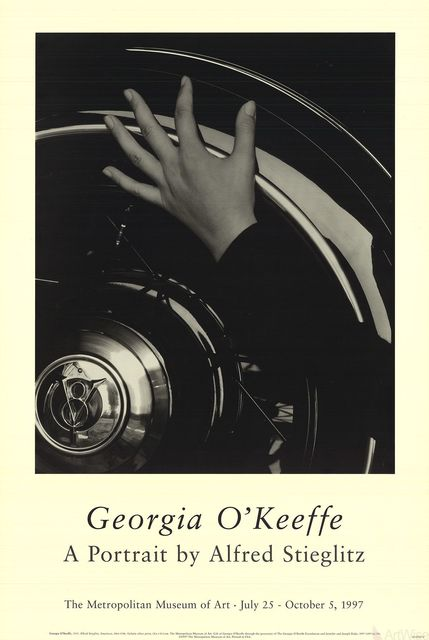 , 'Georgia O'Keefe,' 1997, ArtWise
