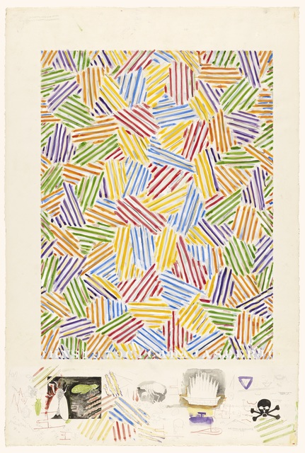 , 'Cicada,' 1979, Munch Museum