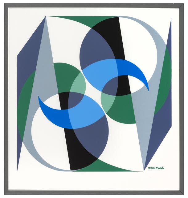 , 'Equilibrio spaziale ,' ca. Later Print, Glenda Cinquegrana Art Consulting
