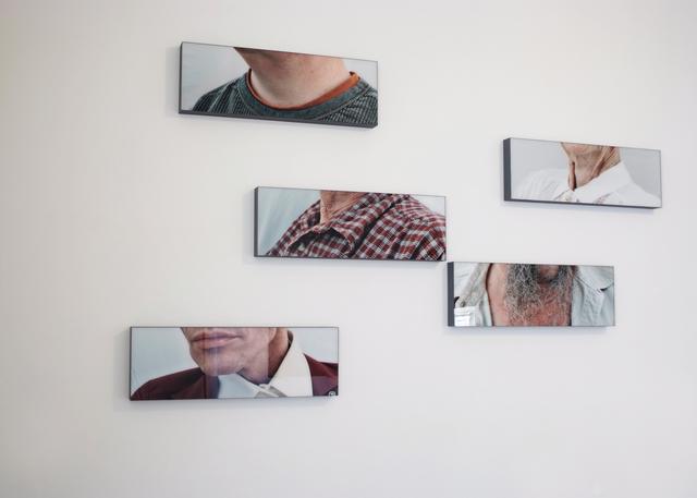 , 'Between,' 2011, Galerie Kornfeld