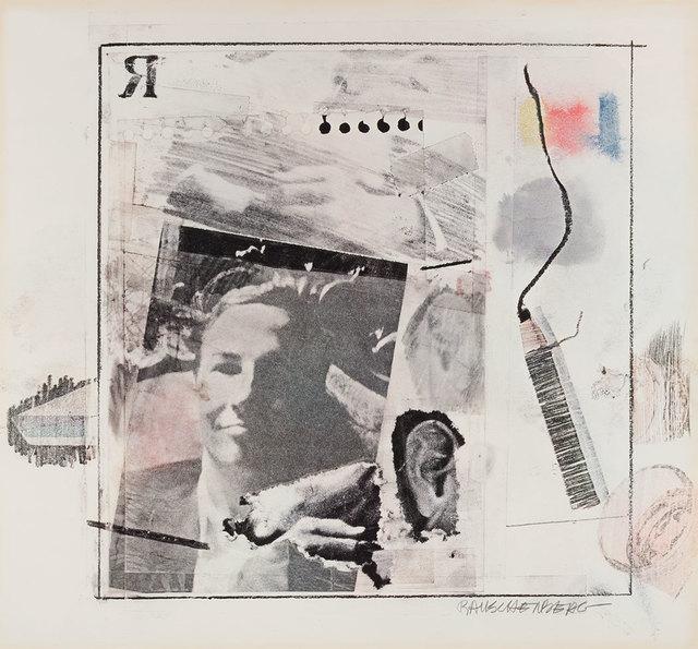 Robert Rauschenberg, 'Dwan Gallery Poster (Foster 34)', 1965, Doyle