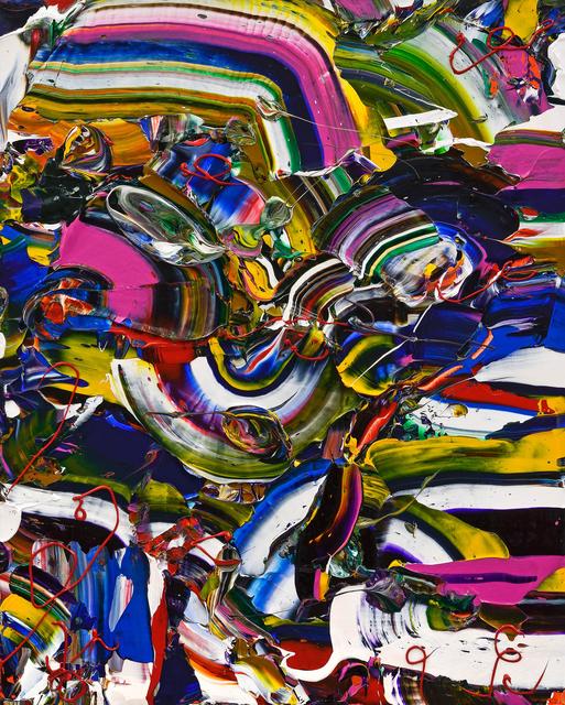 Michael Reafsnyder, 'Color Aid (A/Y#20475)', 2012, Galerie de Bellefeuille