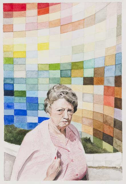 , 'Janet,' 2017, Wilding Cran Gallery