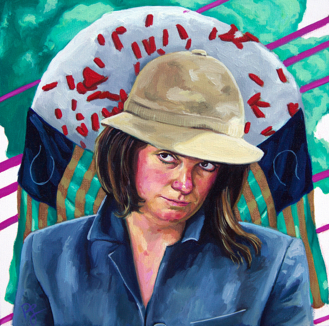 , 'Irva Krella (Oath Keeper),' 2016, Childs Gallery