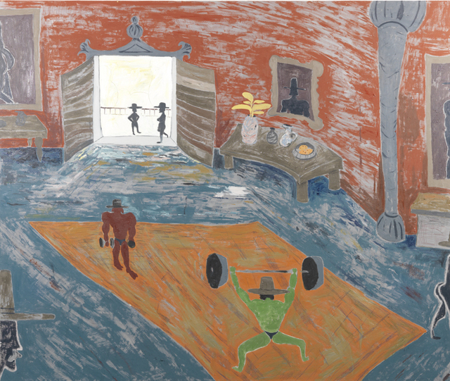 , 'Queen's Harem,' , Setareh Gallery