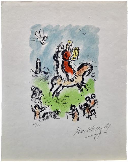 , 'Sujet biblique,' 1984, Galerie Raphael