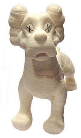 KAWS, 'Zooth Dog (White)', 2007, MSP Modern