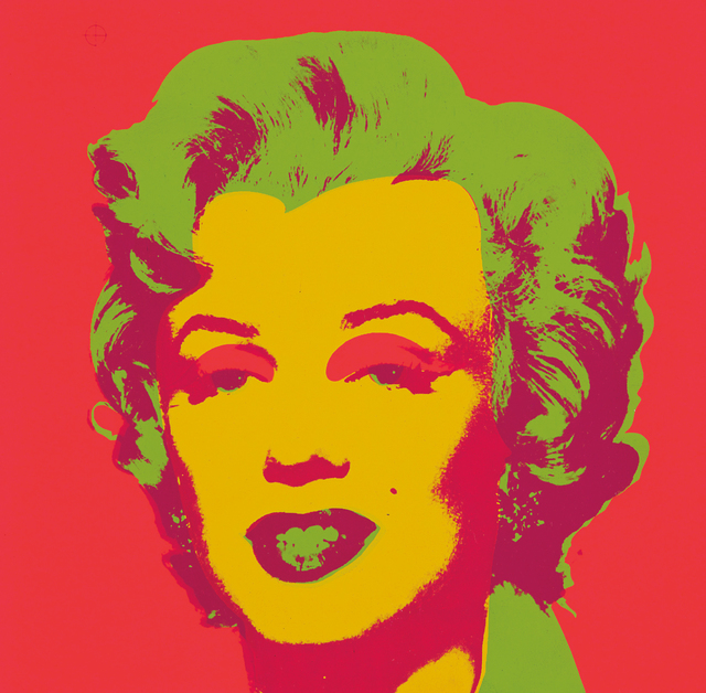 Andy Warhol, 'Marilyn', 1969, Print, Screenprint in colors, on wove paper, the full sheet, Phillips