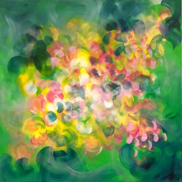 Amber Linkey, 'Inhale', 2018, {9} The Gallery