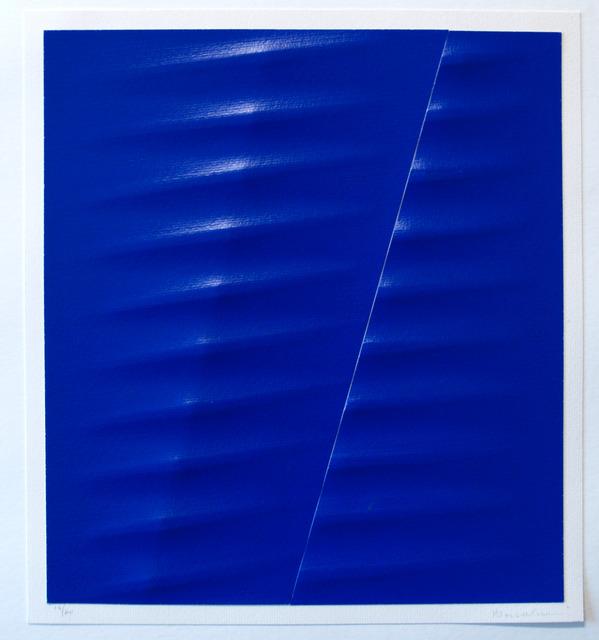 , 'Blu,' 2003, Sebastian Fath Contemporary
