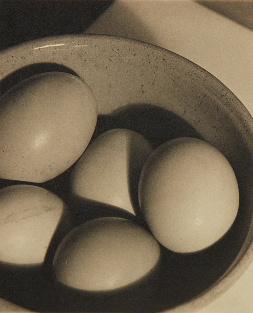 Paul Outerbridge, 'Eggs and Bowl', 1922, Phillips
