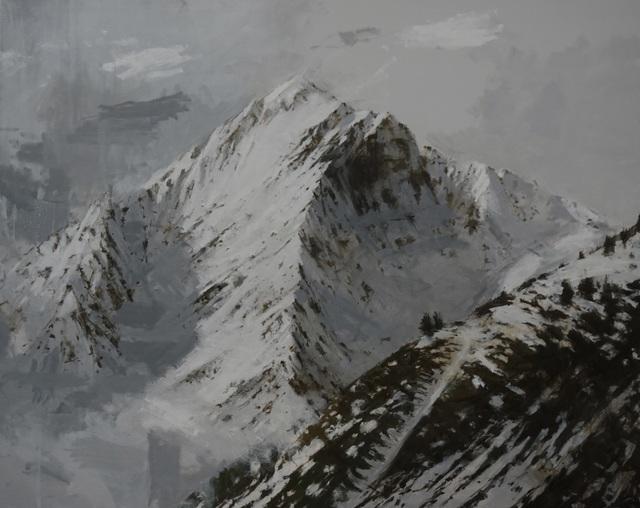 , 'Large Benasque 2, Snow series,' 2017, Artistics