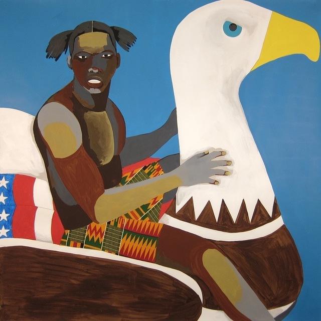 , 'Floater No. 26 (Eagle),' 2016, Vigo Gallery